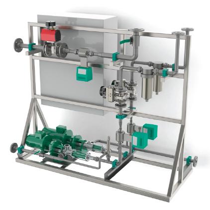 BOP Fluid Mixing Unit