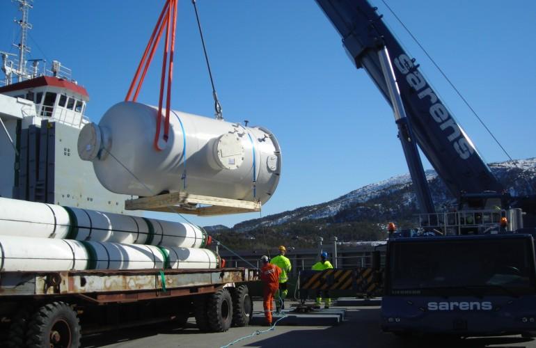Troll A TPC34 Project, North Sea