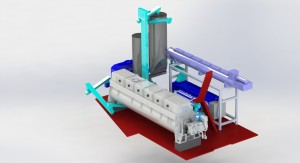 Typical Layout FJELL Fishmeal Plant