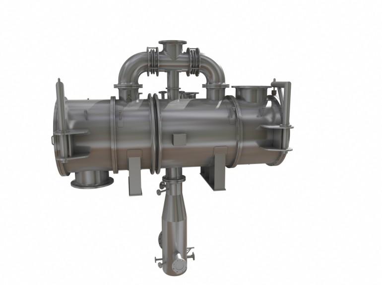 Steam Condenser