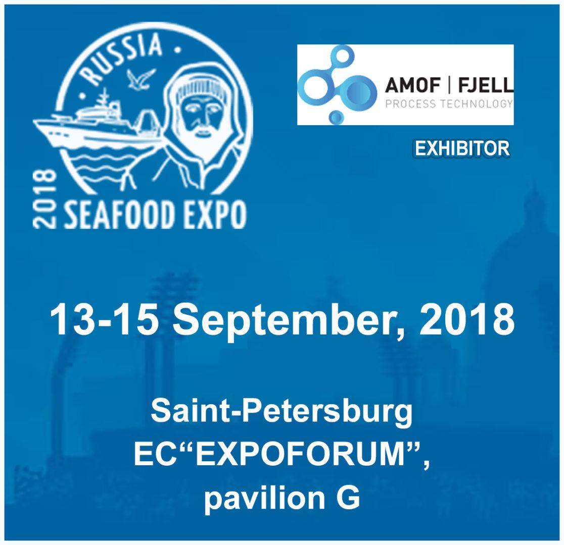 Seafood Expo 2018 AMOF-Fjell