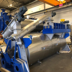 Compact fishmeal plant delivered to Nordpilgrim