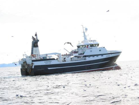 Trawler F/T Sunderøy